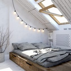 Cool Attic Bedroom Design Ideas Shelterness Cool Bedroom Loft Ideas