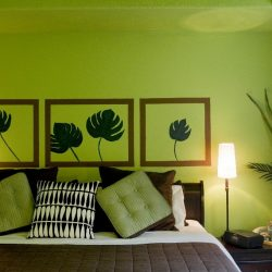 Cool Bedroom Color Design Pleasing Green Color Bedroom Home Beautiful Green Color Bedroom
