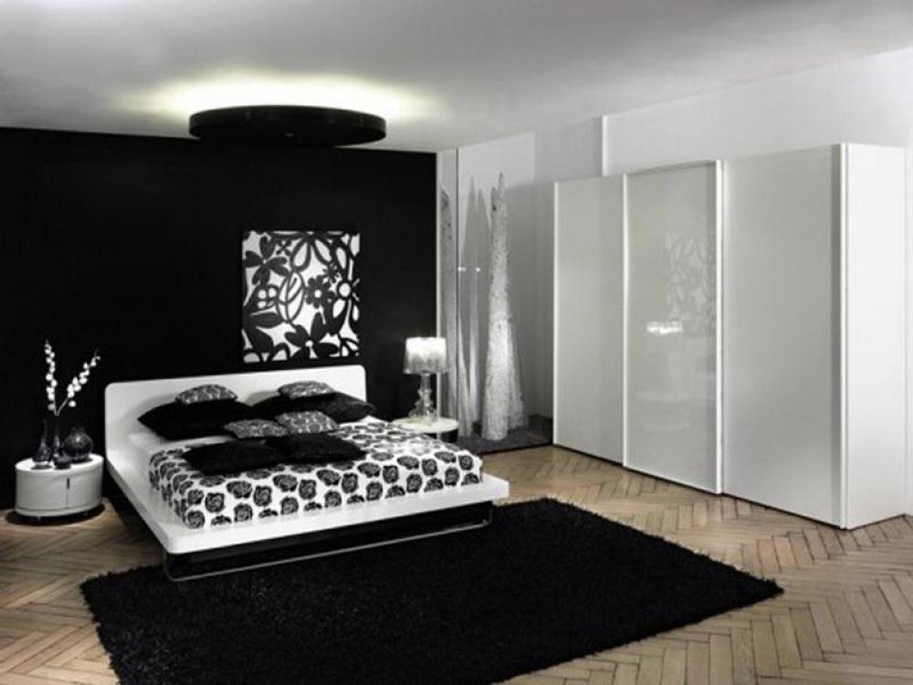 Decoration Black And White Bedroom Modern Black And White Bedroom Inexpensive Black And White Interior Design Bedroom