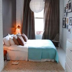Design Ideas To Make Your Small Bedroom Look Bigger Classic Design A Small Bedroom