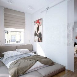 Design Ideas To Make Your Small Bedroom Look Bigger Inspiring Bedroom Architecture Design