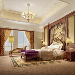 European Style Luxury Interior Home Bedroom Tips Interior Design Minimalist Interior Master Bedroom Design 1