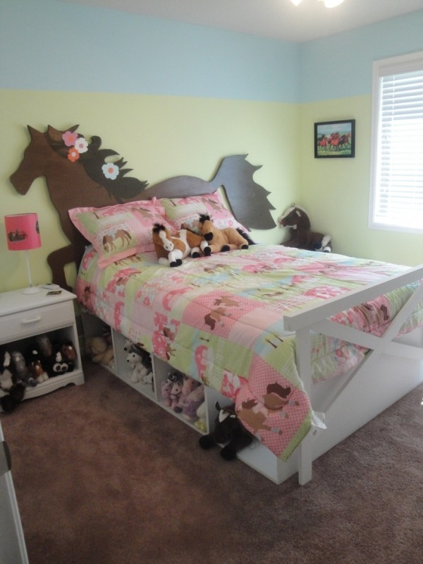 Fabulous Girls Horse Bedrooms Design Dazzle Inspiring Horse Bedroom Ideas
