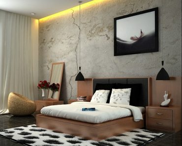 Fresh And Classy Bedrooms Image White Brown Black Minimalist Stylish Bedroom Design