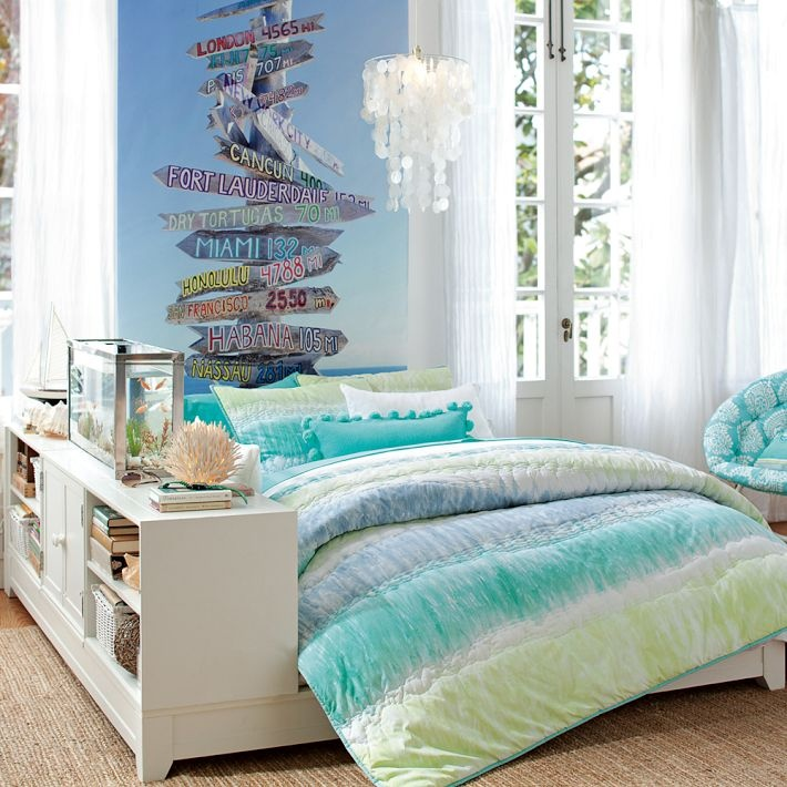 Fresh Beach Themed Bedrooms Interesting Beach Themed Bedrooms
