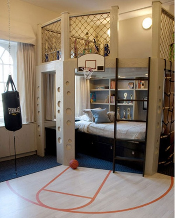 Fun Bedroom Ideas Play Area Or Book Nook Above The Bed For The Classic Bedroom Play Ideas
