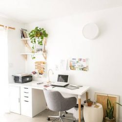 Home Office Lighting Plants Jpeg