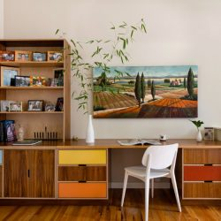 Home Office Mid Century Modern Beautiful Pictures