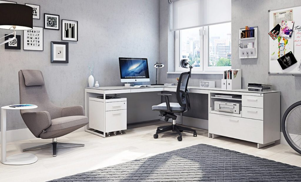 home office modern furniture from BDI