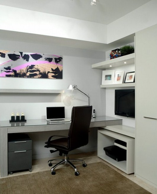 Home Office Modern