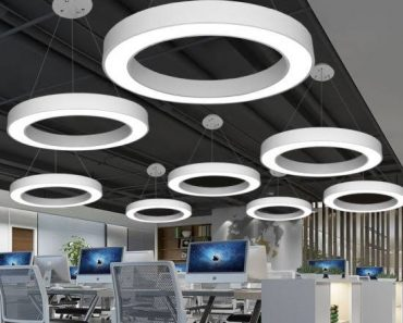 Home Office Studio Lighting Conference Room Led