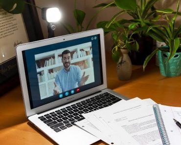 Home Office Video Conference Lighting Premium