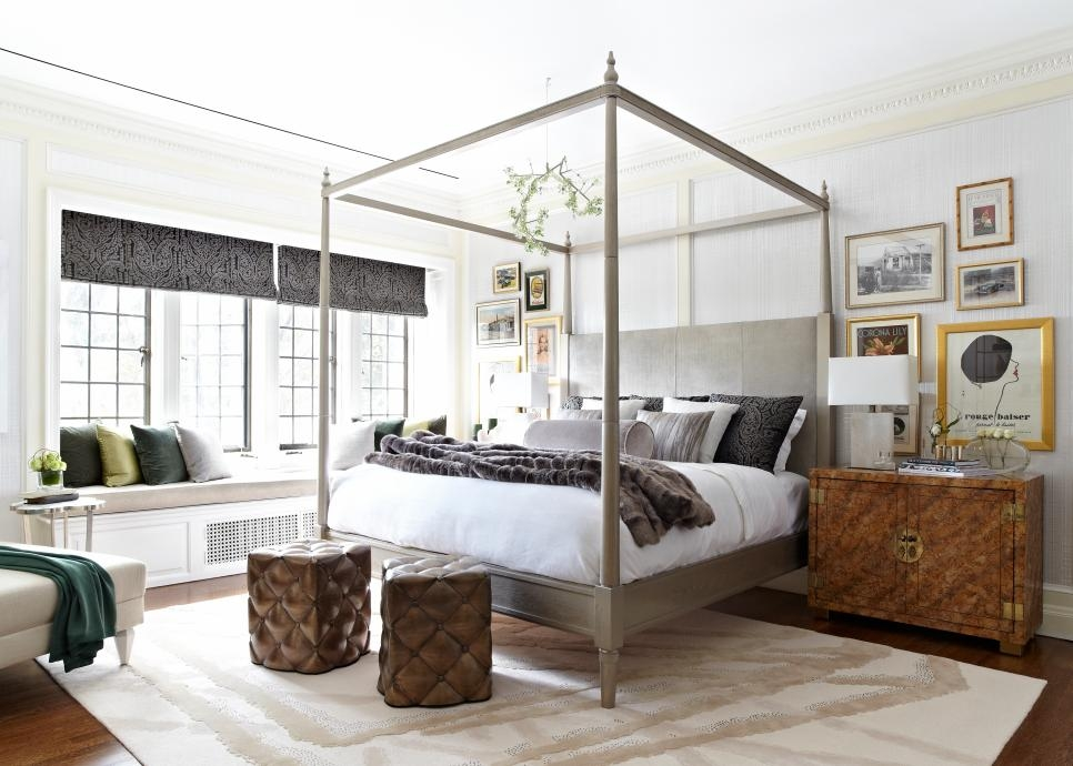 How To Create A Hotel Style Master Bedroom Hgtv Modern Bedroom Hotel Design