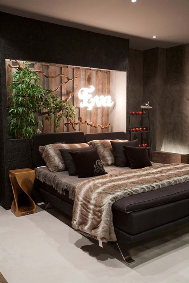 Idea Inspired The Garden Of Eden Best Bedroom Idea