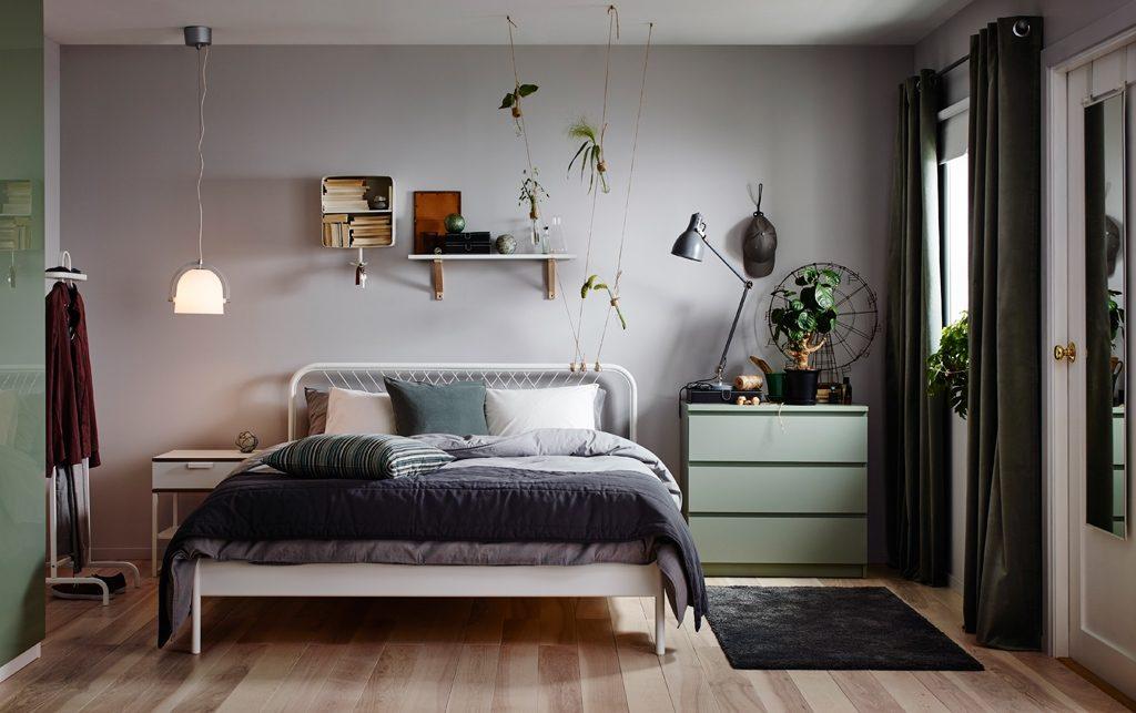 ikea bedroom idea a white small bedroom furnished with a romantic classic bedroom idea ikea