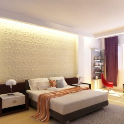 Imposing Bedroom Wall Design Intended For Bedroom Wall Designs Inexpensive Design Bedroom Walls