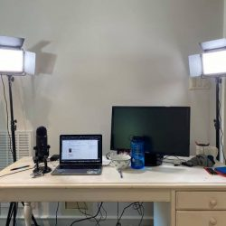 Lighting For Home Office Video Conference Jpeg
