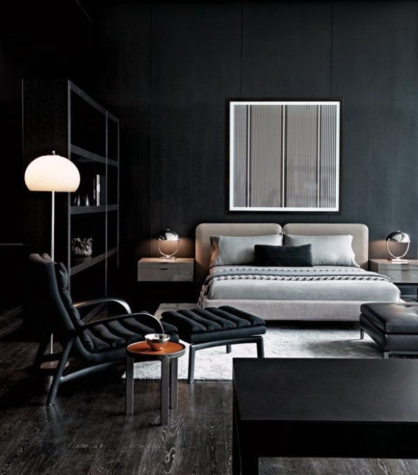 mens bedroom ideas masculine interior design inspiration cool mens bedroom design