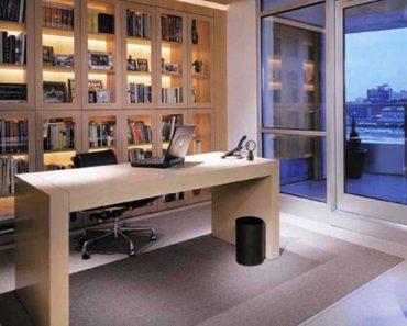 Minimalist Home Office Design Ideas Style