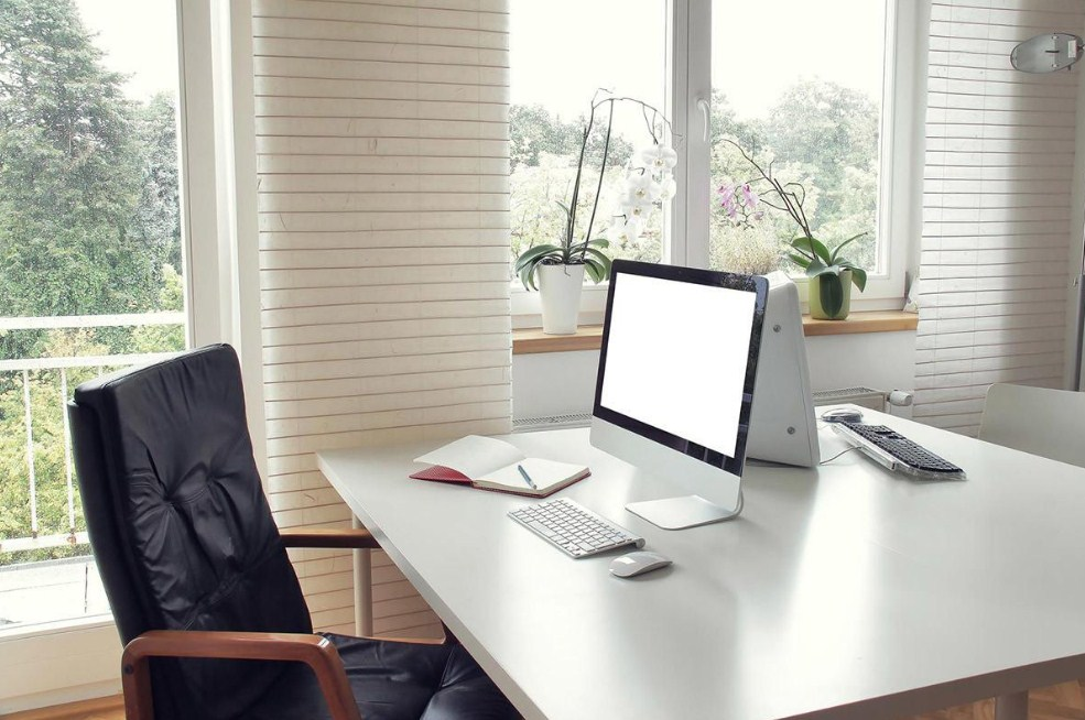 minimalist home office fancy design ideas That Will Bring Luck To Your Home