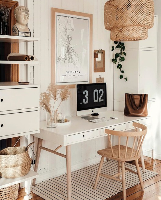 Minimalist Ideas For Home Office