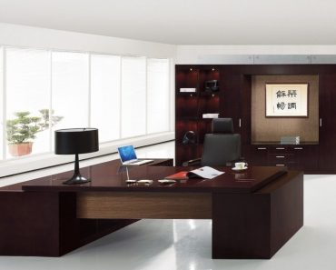 Modern Executive Home Office Desks