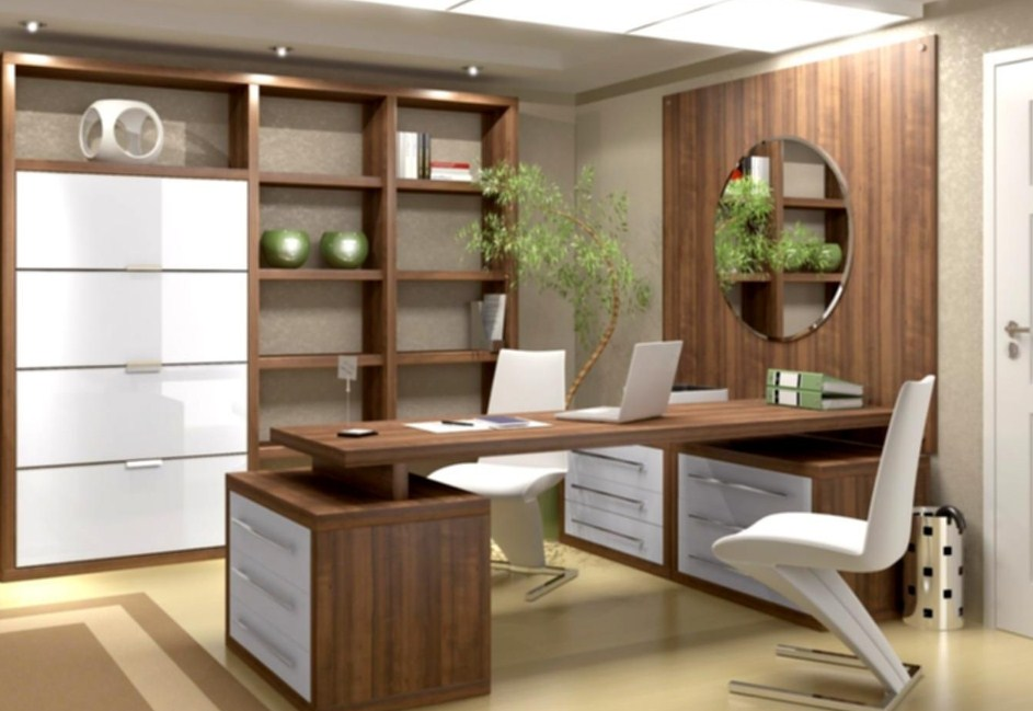Modern Home Office Furniture Collections With Ikea