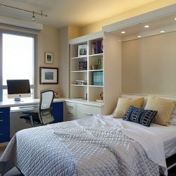 Modern Home Office Guest Room Versatile