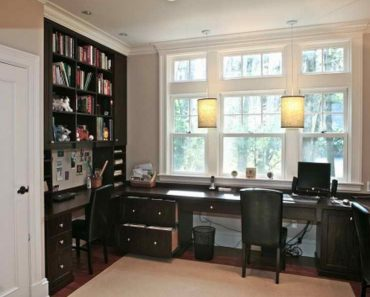 Modern Home Office Layout Small Law Lobby Decoration