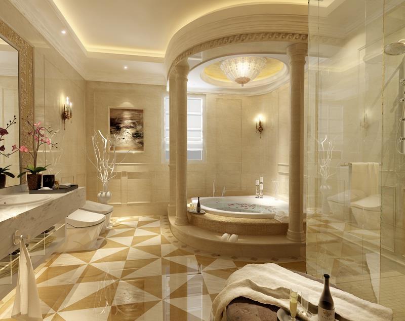 Amazing Luxury Bathroom Designs Inspiring Luxury Bathroom Designs