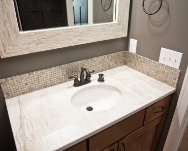 Bathroom Backsplash Rainwood Interiors Inexpensive Bathroom Backsplash
