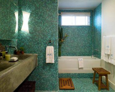 Bathroom Backsplash Styles And Trends Hgtv Minimalist Bathroom Backsplash