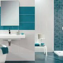 Bathroom Ceramic Wall Tile Mesmerizing Wall Tiles For Bathroom Designs