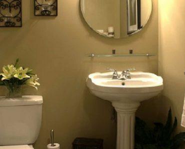 Bathroom Decorating Ideas Custom Small Bathroom Decorating Ideas