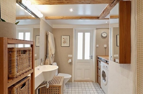 Bathroom Laundry Rooms Brilliant Bathroom Laundry Room Combo Floor Plans