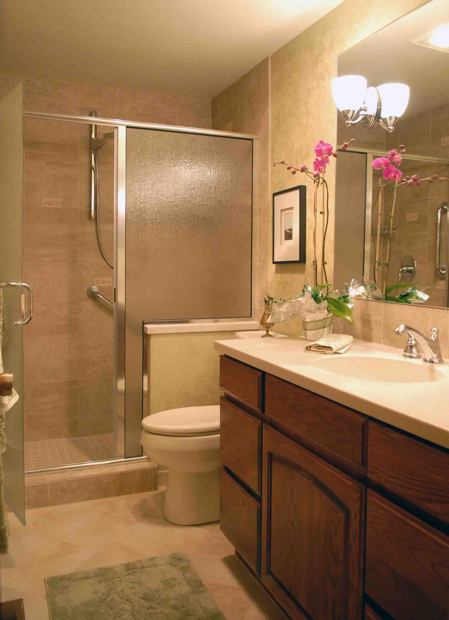 Bathroom Remodels For Small Captivating Small Bathroom Renovation