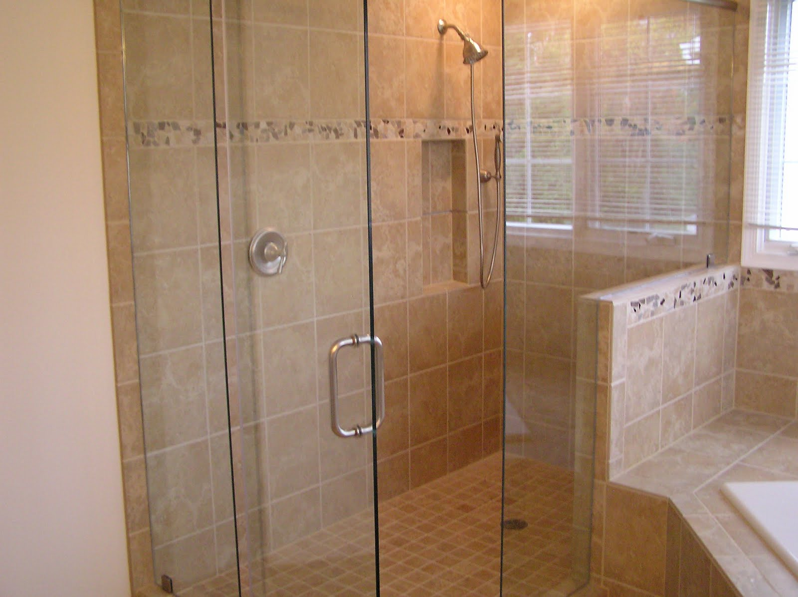 bathroom shower tile for adorable shower wall tile design