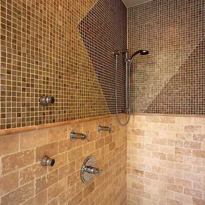 Bathroom Shower Tile Ideas Mesmerizing Shower Wall Tile Design