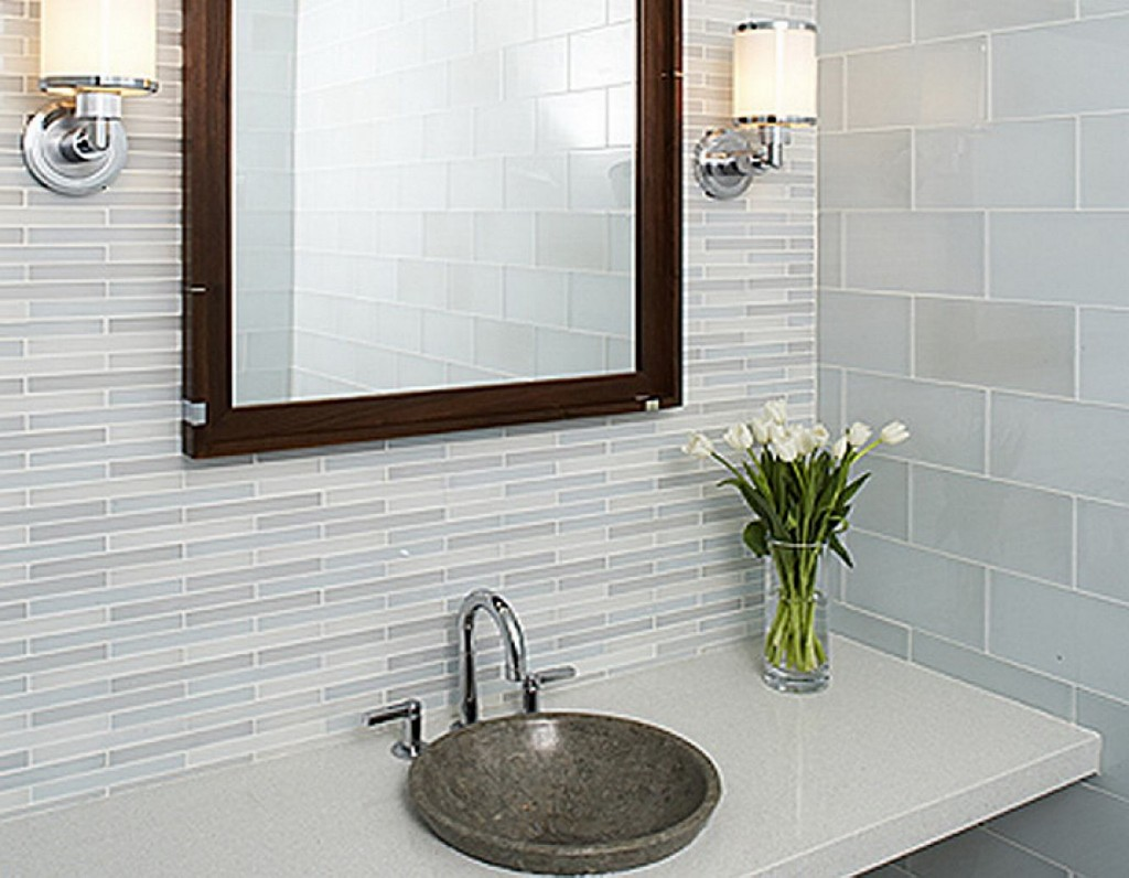 Bathroom Small Wall Modern Simple Wall Tiles For Bathroom Designs