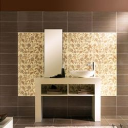 Bathroom Tile Wall Designs Unique Wall Designs With Tiles