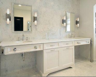 Bathroom Vanity Tile Backsplash Ideas Stair Constructions Unique Bathroom Vanity Backsplash Ideas