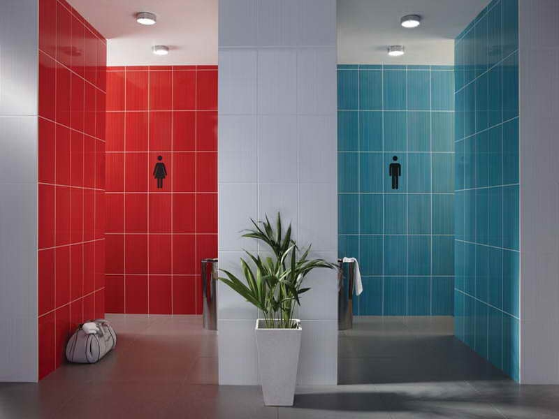 best bathroom wall tiles design images on pinterest new bathroom wall tiles design