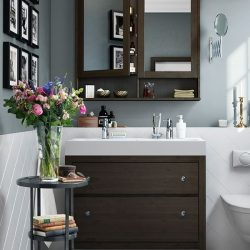 Best Bathrooms Images On Pinterest New Ikea Bathroom Design