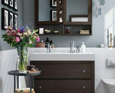 Best Bathrooms Images On Pinterest New Ikea Bathroom Design