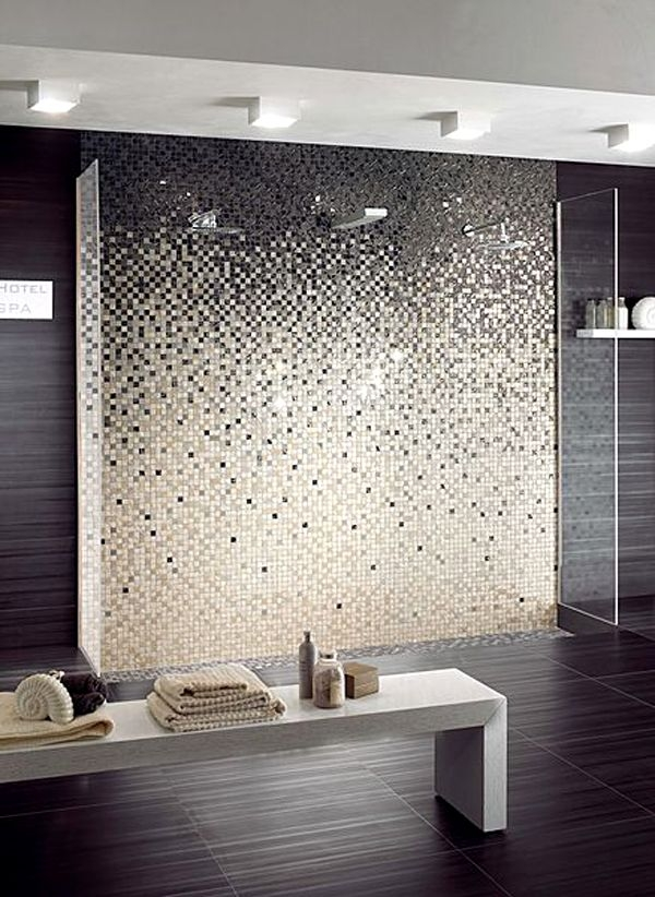 Best Ideas About Modern Mosaic Tile On Pinterest Grey Mosaic Impressive Mosaic Bathroom Designs