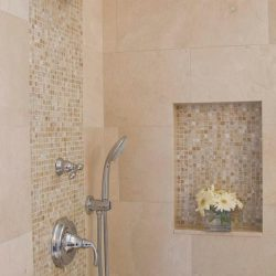Best Ideas About Mosaic Tile Bathrooms On Pinterest Grey Elegant Bathroom Mosaic Tile Designs