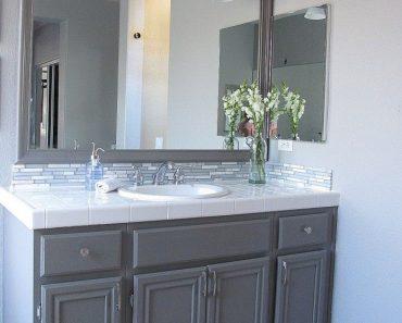Best Images About Bath Backsplash Ideas On Pinterest Mosaic Impressive Bathroom Vanity Backsplash Ideas
