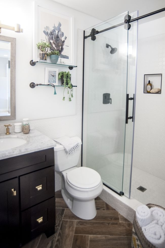 Best Small Bathroom Remodeling Ideas On Pinterest Small Cool Small Bathroom Remodel Ideas