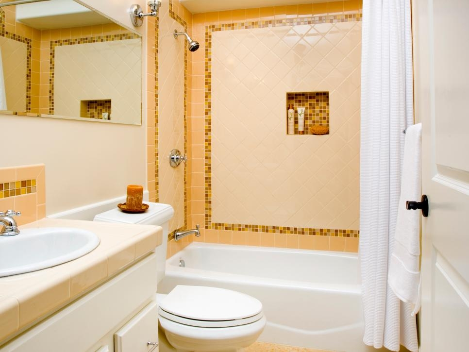 Cheap Vs Steep Bathtubs Hgtv Cool Cheap Bathroom Designs