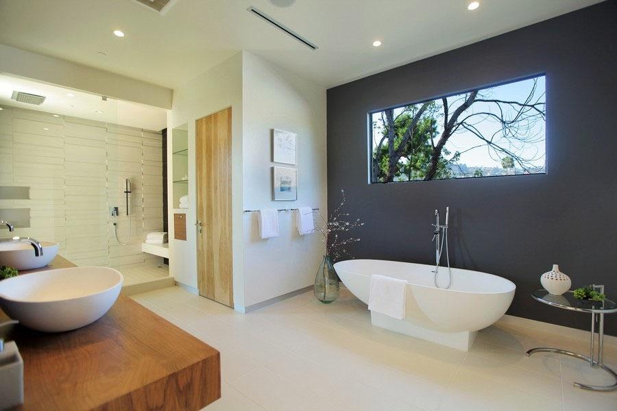 Contemporary Bathroom Design Gallery Houseofflowers Modern Contemporary Bathroom Design Gallery